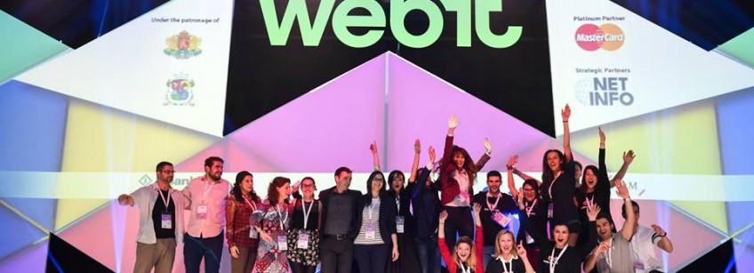 WebIT Sofia 2016