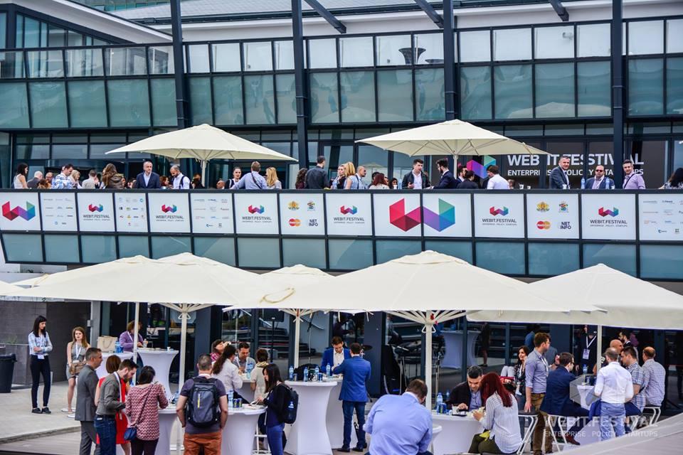 WebIT Sofia 2016 at Sofia Tech Park