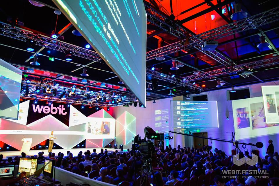 WebIT Sofia Technology Summit